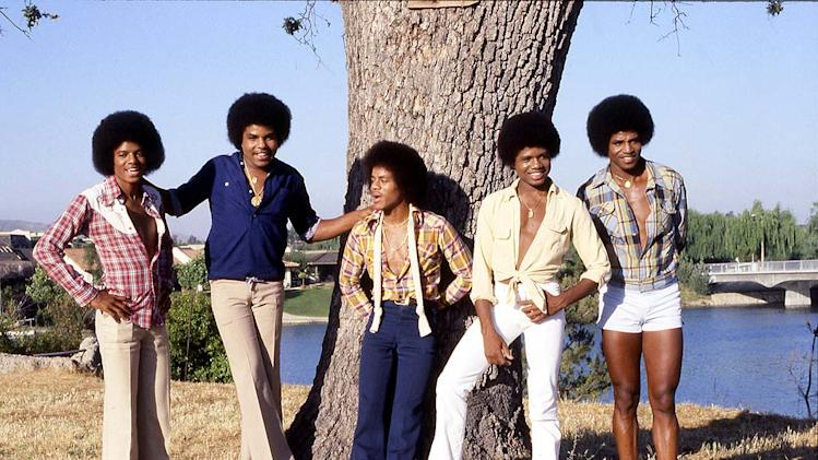 The Jacksons At Home