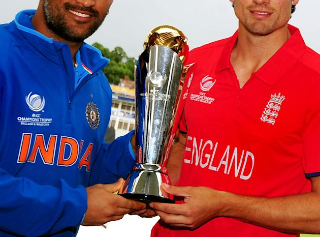 Cricket - ICC Champions Trophy - Final - England v India - England Nets Session - Edgbaston
