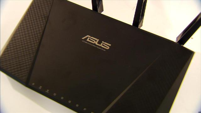 The Asus RT-AC87U is a big step up in Wi-Fi performance.