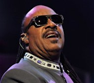 Recording artist Stevie Wonder performs onstage at the MGM Grand in Las Vegas in February 20102. Herbie Hancock, Wonder and Hugh Masekela have starred at the finale concert for the first International Jazz Day in New York