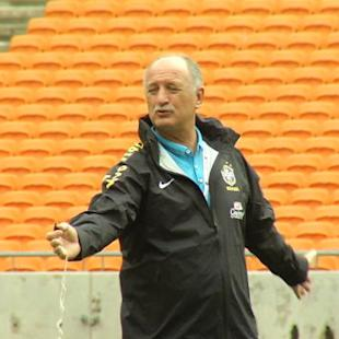 Scolari set to scope African expectations
