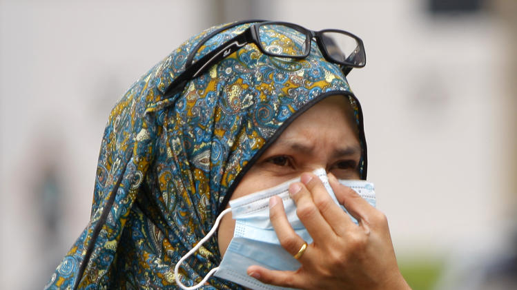 Indonesia formally apologizes for smoky haze
