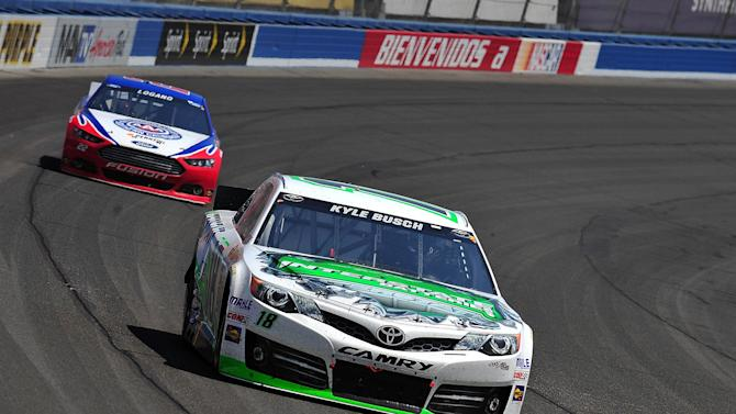 NASCAR Sprint Cup Series: Auto Club 400