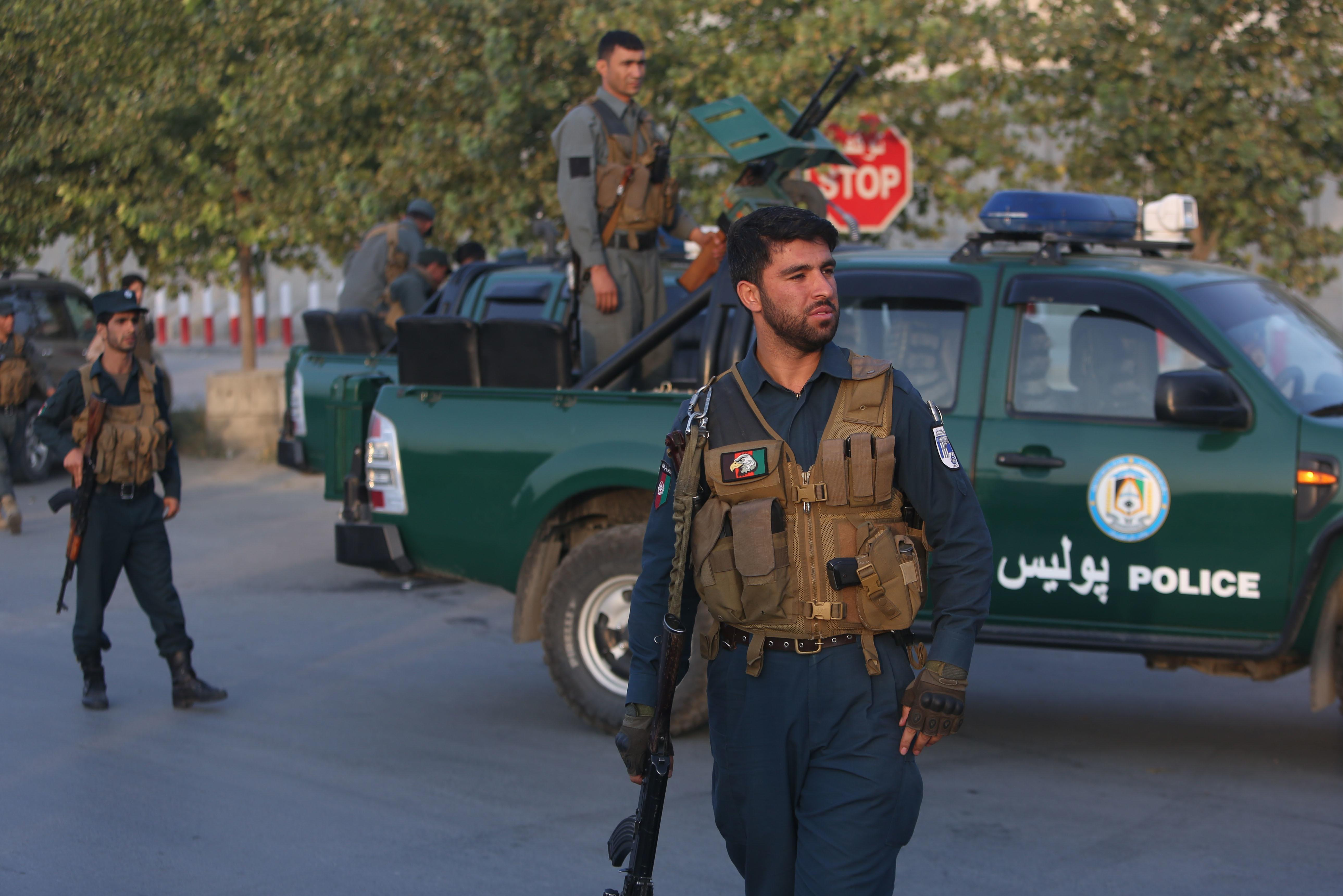 Attack on American University in Afghanistan leaves 13 dead
