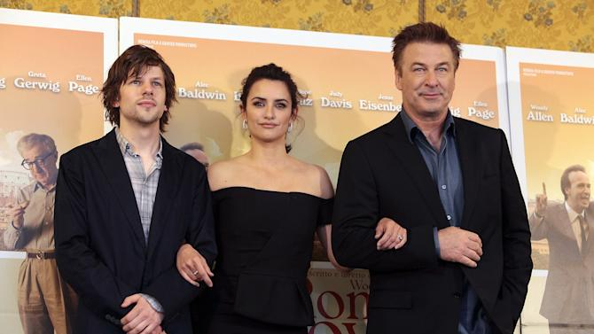 """To Rome With Love"" - Photocall"