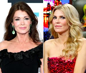 "Lisa Vanderpump on Brandi Glanville's ""Disgusting"" Joanna Krupa Comment: ""Put a Muzzle on It"""