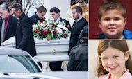 Sandy Hook Shooting: Funerals For Two Victims