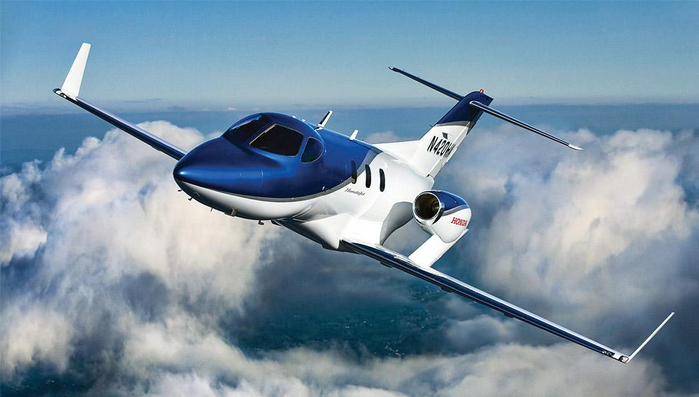 Customers in the United States Begin to Receive Deliveries of the HondaJet