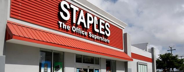 Customer data exposed in Staples security breach