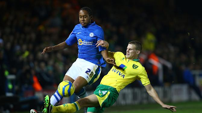 Peterborough United v Norwich City - FA Cup Third Round