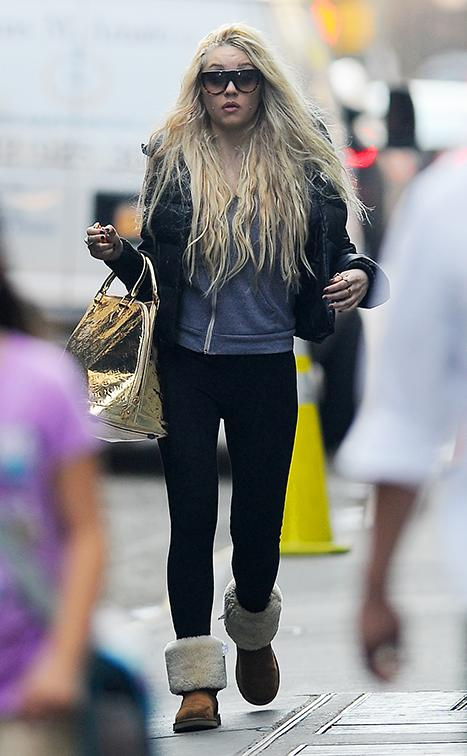 "Amanda Bynes: ""I Don't Drink or Do Drugs,"" I Need a Second Nose Job"