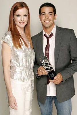 Marcia Cross and Jesse Metcalfe Movieline's Hollywood Life 7th Annual Young Hollywood Awards - 5/1/2005