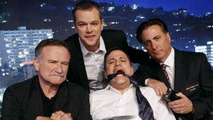 Matt Damon's Jimmy Kimmel Visit Brings Time Slot Ratings High