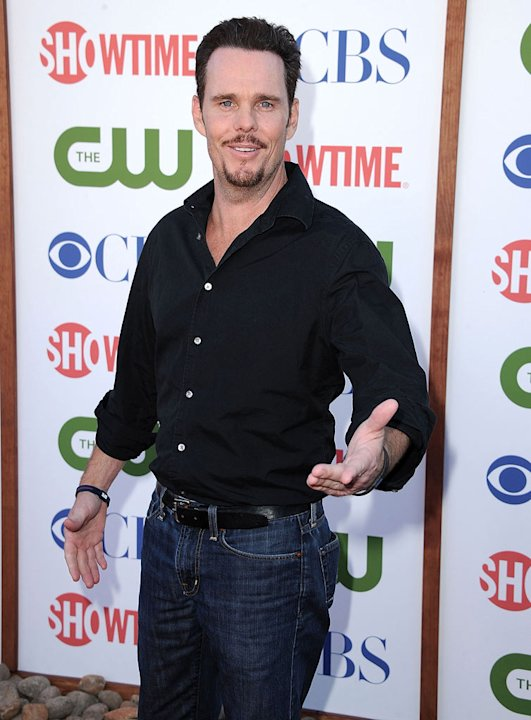 "Kevin Dillon of ""How to Be a Gentleman"" attends the CBS, The CW, and Showtime 2011 Summer TCA Party at The Pagoda on August 3, 2011 in Beverly Hills, California."