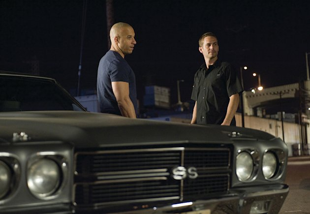 Most Anticipated of 2009 Fast and Furious Vin Diesel Paul Walker
