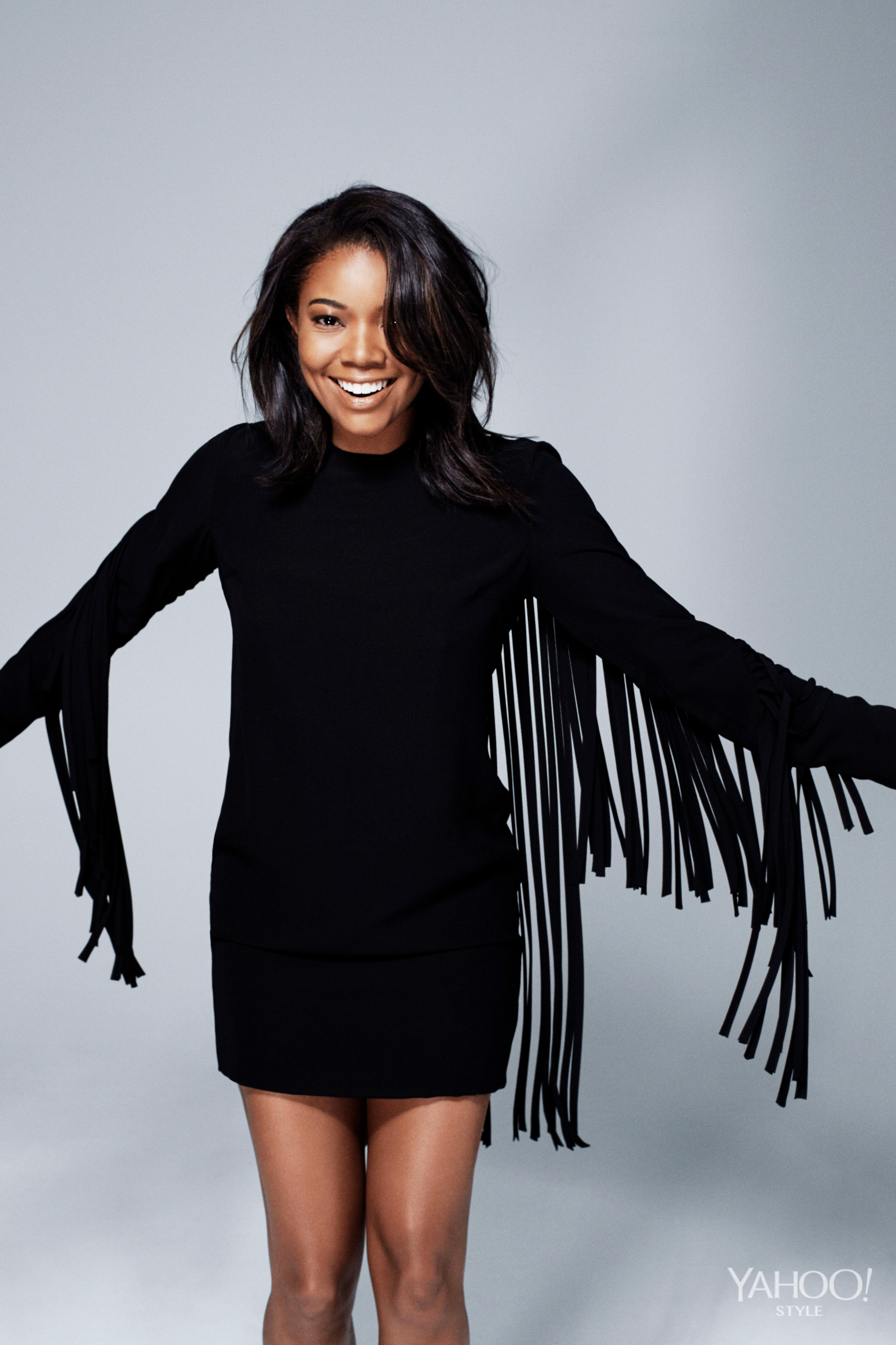 "Gabrielle Union Talks ""Being Mary Jane,"" Race Relations & her Marriage to Dwyane Wade"
