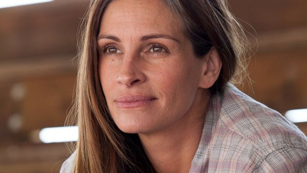 Julia Roberts Reveals Who Gets to See Her Without Makeup (ABC News)
