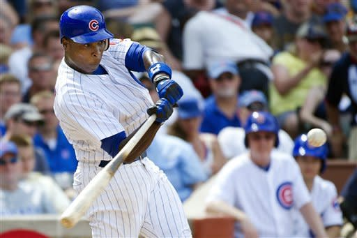 Cubs end 12-game losing streak, beat Padres 11-7