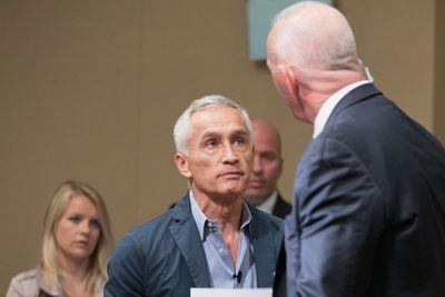 Donald Trump's confrontation with famous Latino journalist Jorge Ramos, explained