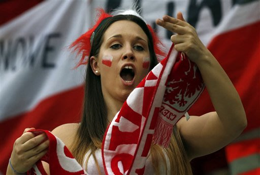 Polish police on high alert for hooligan violence
