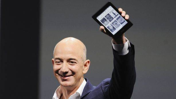 The Kindle Paperwhite Is Evidently Amazing