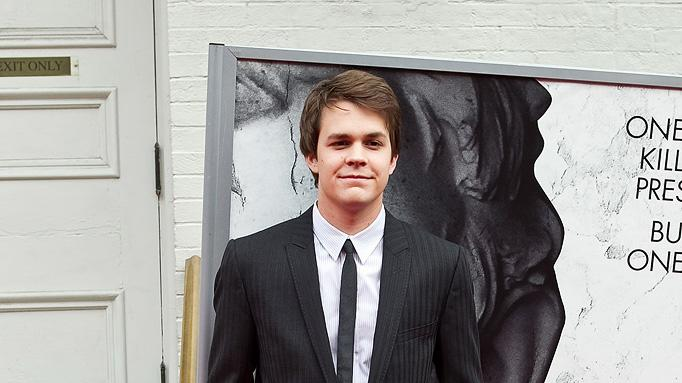 The Conspirator DC premiere 2011 Johnny Simmons