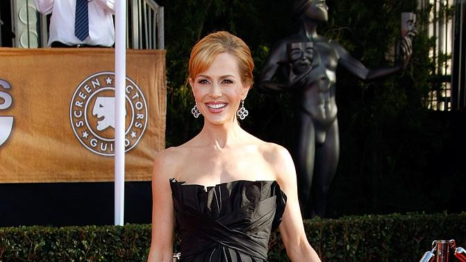 15th Annual Screen Actors Guild Awards 2009 Julie Benz
