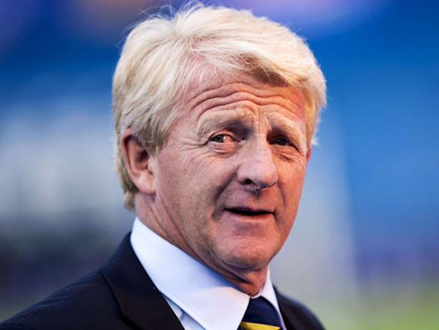 Strachan relishing England test
