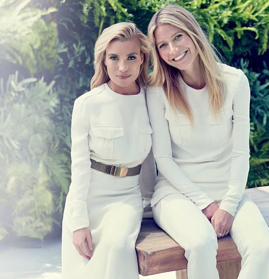 rackedhampton: Tracy Anderson & Gwyneth Paltrow Mix Frosting with Fitness