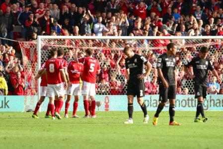 Soccer - Sky Bet Championship - Nottingham Forest v AFC Bournemouth - City Ground