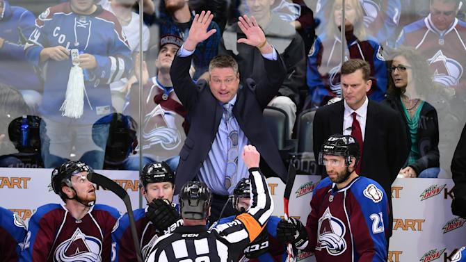 """The Avs think """"fancy stats"""" like Corsi and Fenwick do not accurately reflect their performance. (USA Today)"""