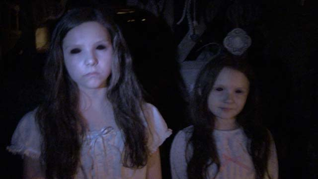 'Paranormal Activity: The Marked Ones' Clip: In the Basement