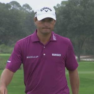 Kevin Kisner dials it in from the tee for the Shot of the Day