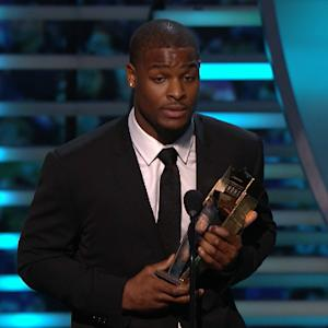 'NFL Honors': Pittsburgh Steelers running back Le'Veon Bell wins Fantasy Player of the Year award