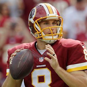 Should the Washington Redskins stick with Kirk Cousins?
