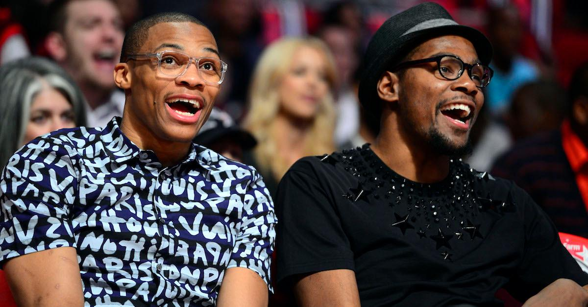 10 Nuttiest Outfits Russell Westbrook Wore