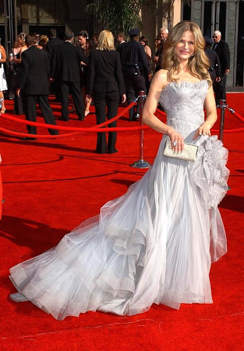 Kyra Sedgwick at The 58th Annual Primetime Emmy Awards.