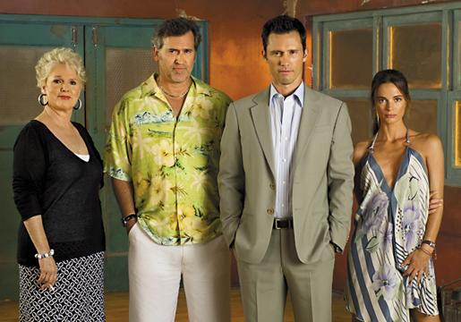 Ratings: 'Burn Notice' Heats Up With Final Season Premiere; 'Graceland' Off to  Good Start