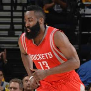 Block of the Night: James Harden