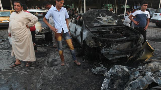 Baghdad car bombs kill at least 66
