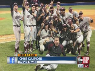 Wiregrass Ranch baseball coach chose to resign instead of facing suspension