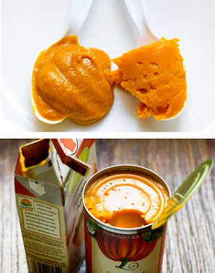 Canned Pumpkin vs. Boxed Pumpkin