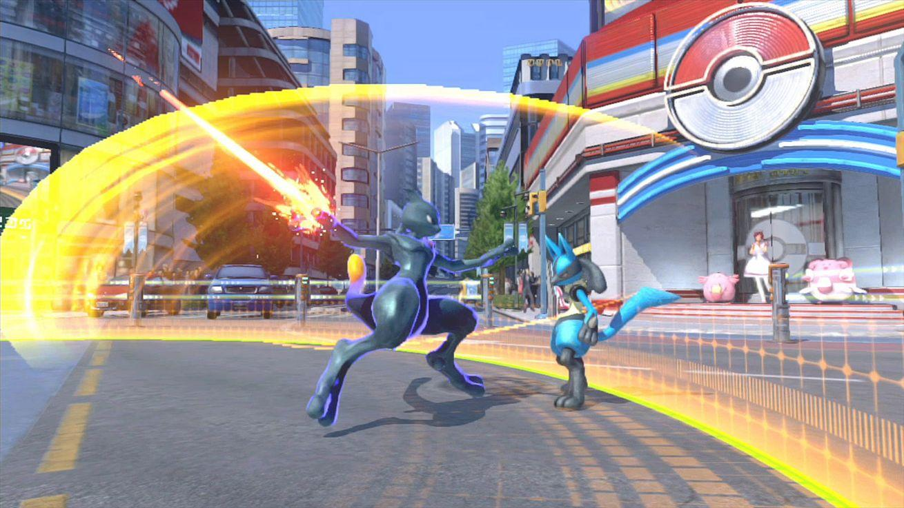 Pokkén Tournament has a use for all of your amiibo