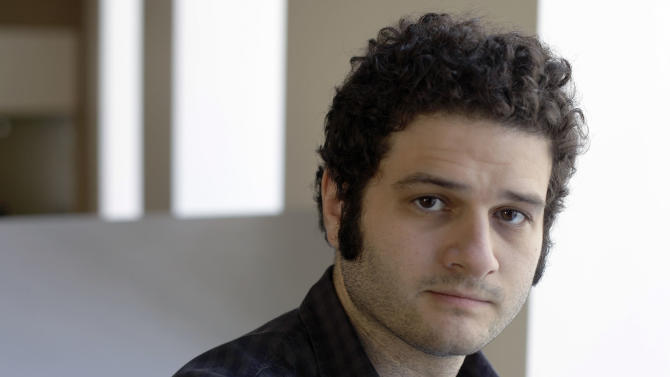 FILE-In this Thursday April 26, 2012, file photo, Dustin Moskovitz co-founder of the collaborative software company Asana, poses outside of his office in San Francisco. Facebook co-founder Dustin Moskovitz has been selling 150,000 shares of Facebook stock a day out of the hundreds of millions that he owns. So far, he has shed 1.35 million shares for proceeds of $26.2 million, at prices ranging from $18.79 to $20.08.  (AP Photo/Eric Risberg)