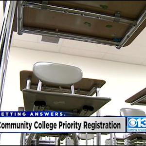 Community Colleges Extend Priority Registration To Foster Students