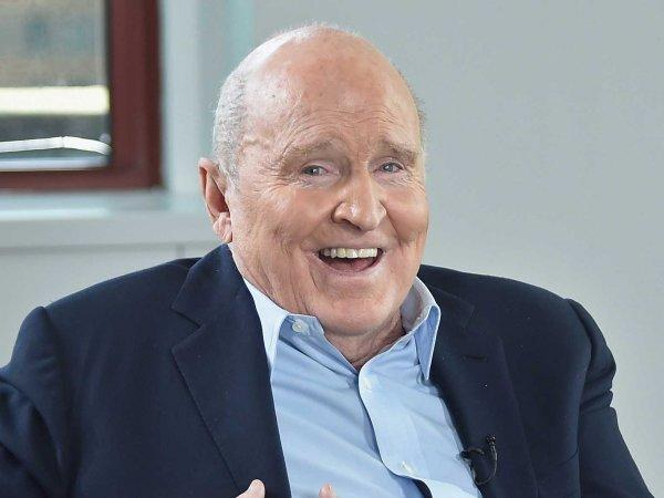 Jack Welch loves Ted Cruz