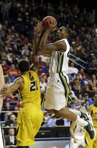 NCAA: Colorado State runs away from Missouri 84-72
