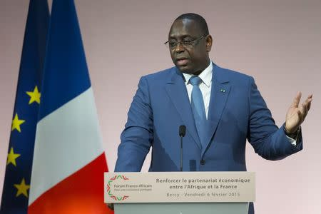 From bond coupons to imports, strong dollar hurts Senegal, says President