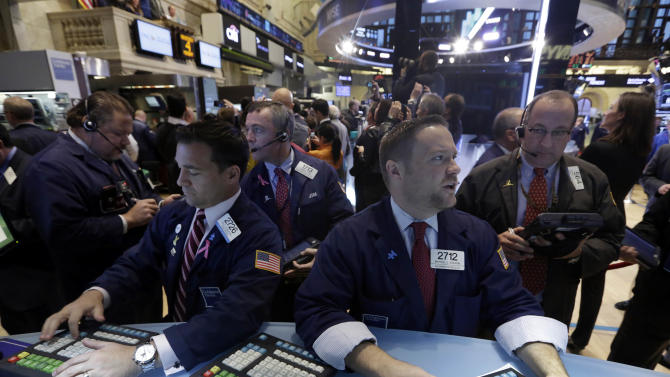 Some weak earnings reports stall the stock market