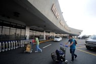 Passengers arrive at the Ninoy Aquino International Airport in 2011. The Philippines said Thursday it has allotted 4.60 billion pesos ($110 million) to revamp its main international airport and three others as it looks to boost tourism